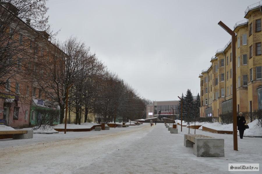 Парк авиаторов официально открылся наКоролёвке вСмоленске