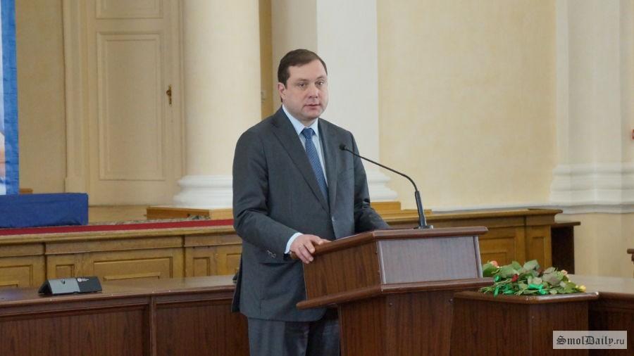 Алексей Островский улучшил позиции врейтинге более влиятельных губернаторов Российской Федерации
