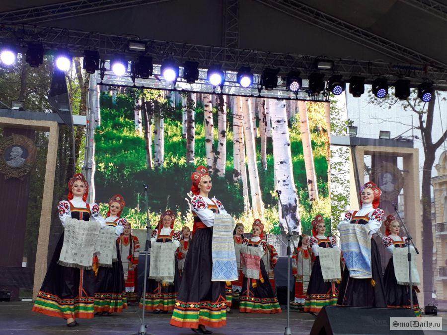 9 Мая в Смоленске
