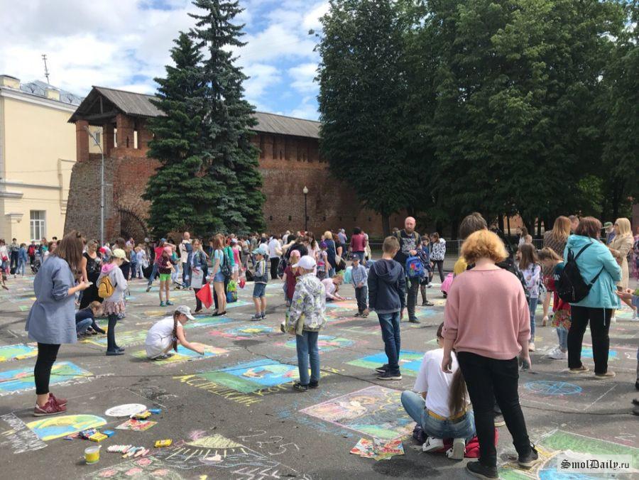 1 июня в Смоленске
